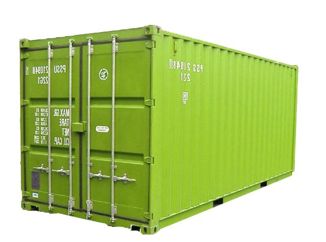 Opslagcontainer huren? Wij hebben zowel 20ft als 10ft leverbaar